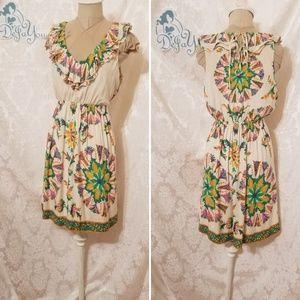 E.C.I. | Silk Boho Sheek Dress